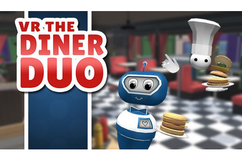 VR The Diner Duo Free Download « IGGGAMES