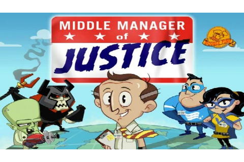Double Fine Announces iOS Game: Middle Manager Of Justice ...