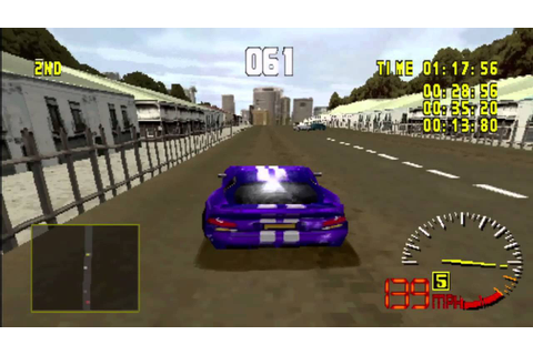 Test Drive 5 - Dodge Viper GTS-R Gameplay 1[HD] - YouTube