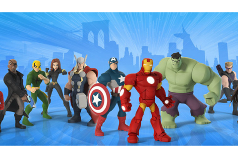 Disney Infinity: Marvel Super Heroes - 2.0 Edition Review ...