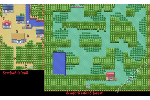 Pokemon Emerald - Download Free Full Games | Role-Playing ...