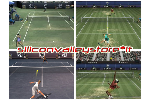 Smash Court Tennis Pro Tournament - Sony PlayStation 2 ...