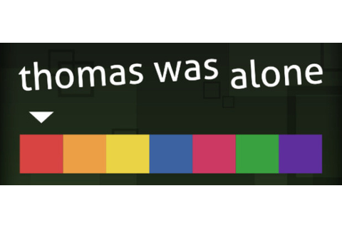 Thomas Was Alone - Games - GameZone