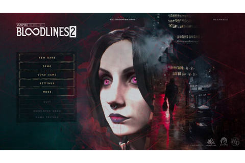 Vampire: The Masquerade - Bloodlines 2 - E3 2019 Gameplay ...