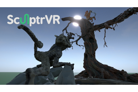 SculptrVR on Steam