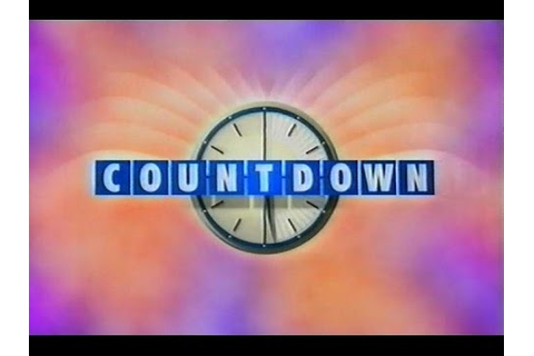 Countdown - Mike Brailsford - Channel 4 - 2005 - YouTube