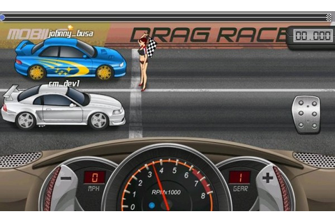 Android Game DRAG RACING v 1.6.4 APK Android - CHOZY4ANDROID