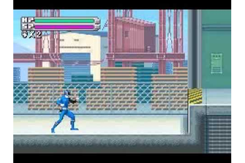 POWER RANGERS SPD GAME - YouTube