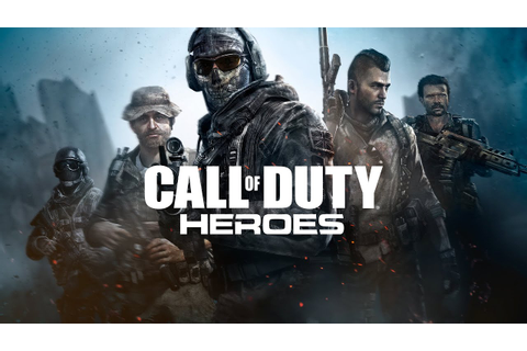 Official Call of Duty®: Heroes Launch Trailer - YouTube