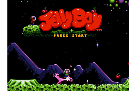 Jelly Boy Download on Games4Win