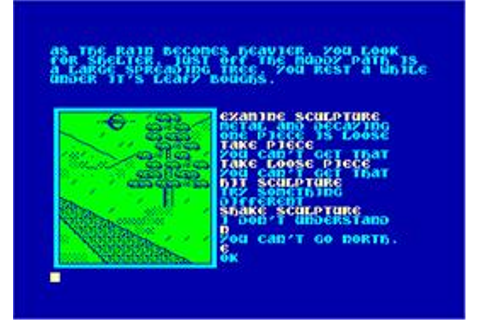 Soul of a Robot - Amstrad CPC - Games Database