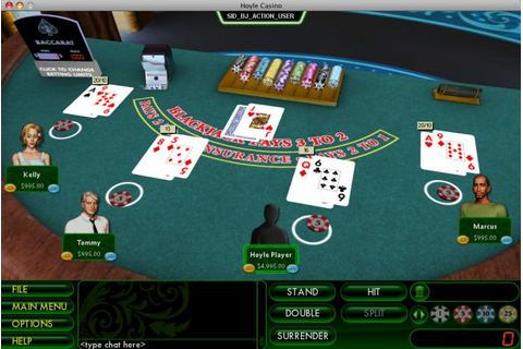 Casino card games Online: play hoyle casino online