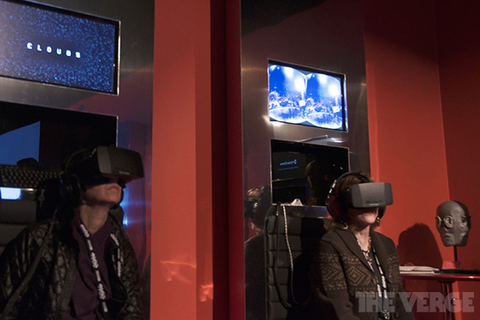 Oculus Rift at Sundance: games are just the beginning ...