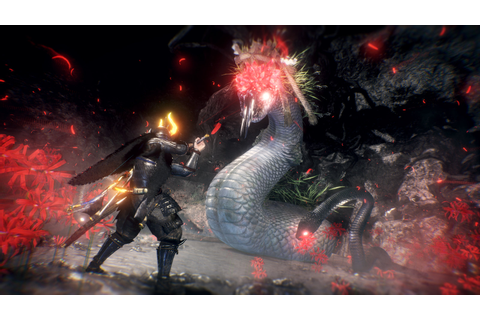 Nioh 2: New Key Art Unleashes the Fiend Within ...
