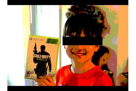 How Easy Can Kids Buy M-Rated Games? - YouTube