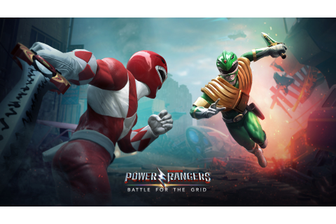 Power Rangers Battle for the Grid officially announced for ...