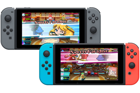 Sushi Striker: The Way of Sushido Coming To Nintendo ...