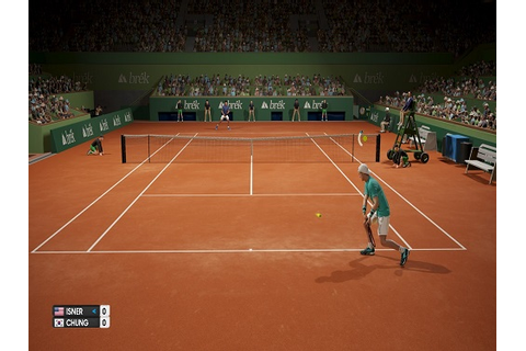 AO International Tennis Game Free Download - GAMES AND ...