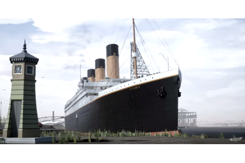 New Titanic: Honor and Glory Video Provides Update to ...