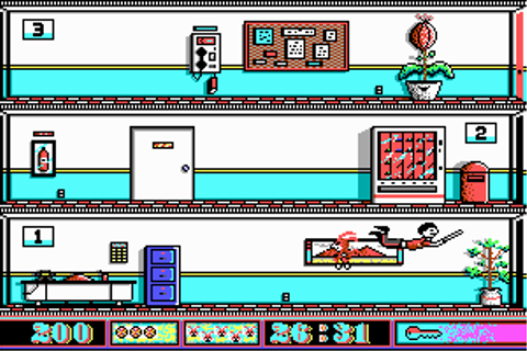 Download Avoid The Noid - My Abandonware