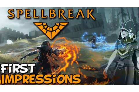 "Spellbreak First Impressions ""Is It Worth Playing?"" - YouTube"