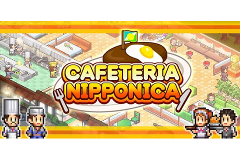 Kairosoft unleashes their New Game Cafeteria Nipponica ...