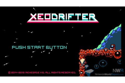 Xeodrifter - Game - Nintendo World Report