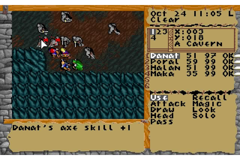 Download Bloodstone: an Epic Dwarven Tale rpg for DOS ...