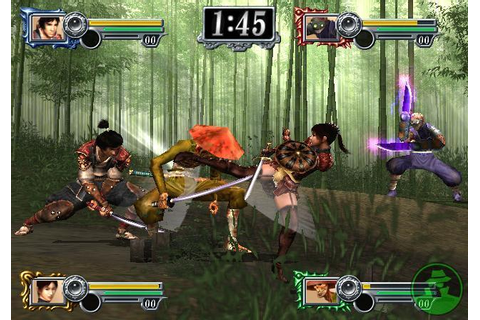 Onimusha Blade Warriors PS2 ISO Download