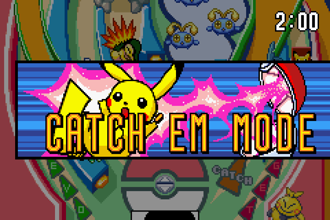 Pokemon Pinball: Ruby and Sapphire Screenshots | GameFabrique