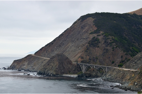 The Pacific Coast Highway: Santa Cruz to San Luis Obispo ...