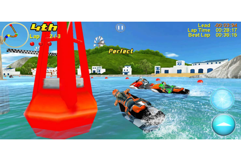 Racing game Aqua Moto Racing 2 is now on Android