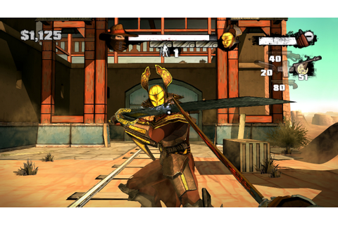 Review: Stand, Shoot and Slash in Red Steel 2 Wii | WIRED
