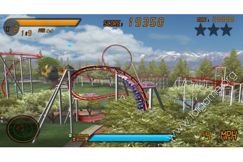 Roller Coaster Rampage - Download Free Full Games ...