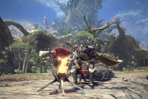 Monster Hunter: World launches worldwide January 2018 ...