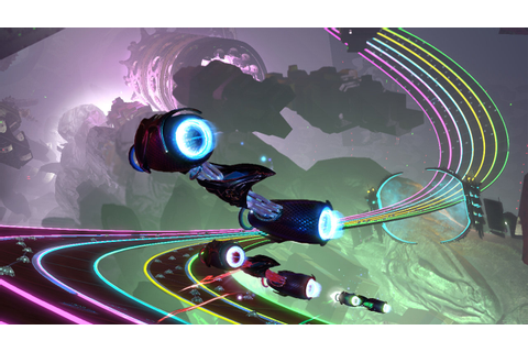 Amplitude (2015) Review - GameRevolution