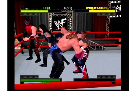 WWE - Gaming: Older WWE Games