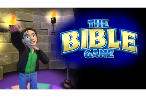 The Bible Game ... (PS2) - YouTube
