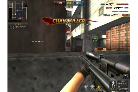 Free Download PC Games Point Blank Offline Full Version ...