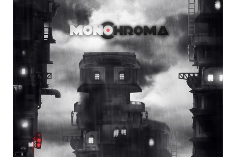 Indie Retro News: Monochroma - A new platformer with a ...