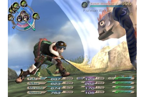 Grandia III - PS2 - Preview