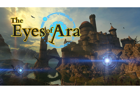 The Eyes of Ara is a gorgeous puzzle adventure game now ...