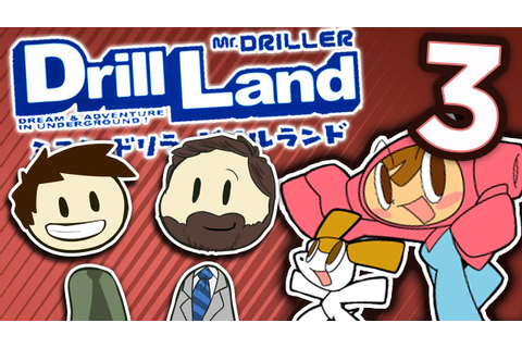 Mr. Driller: Drill Land - #3 - With Game Designer Ian ...