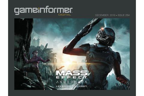 Mass Effect: Andromeda Makes Game Informer's December ...