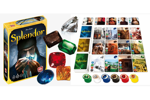 The Lion's Share: Big Game Hunting: Splendor Demo-Tournament
