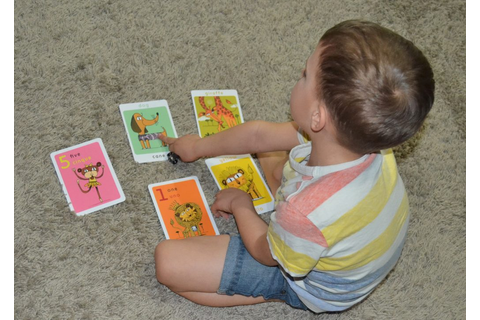 5 Fun Games & Activities Using Flashcards for Bilingual Kids