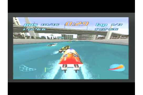 rapid racer ps1 - YouTube