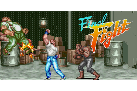 Final Fight | Super Nintendo | Juegos | Nintendo