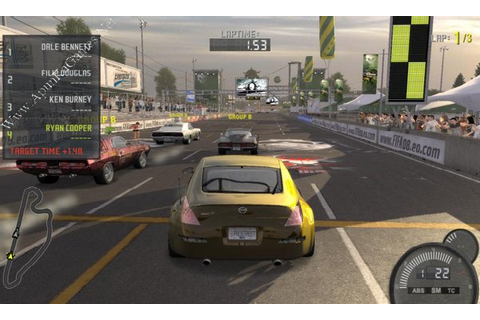 Need for Speed: ProStreet PC Game - Free Download Full Version