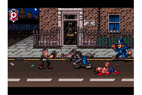 Retro Remake: Werewolves of London @ PixelJoint.com